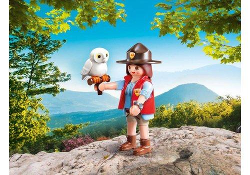 Playmobil Garde forestière *