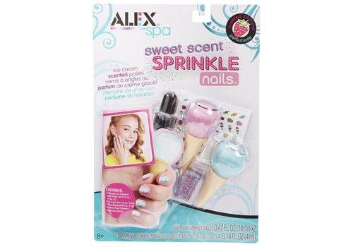 Alex ALEX Spa Sweet Scent Sprinkle Nails