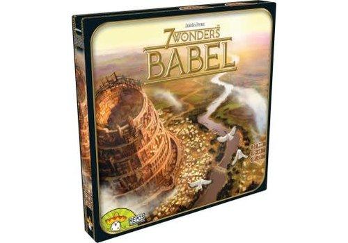 Repos Production 7 wonders Babel