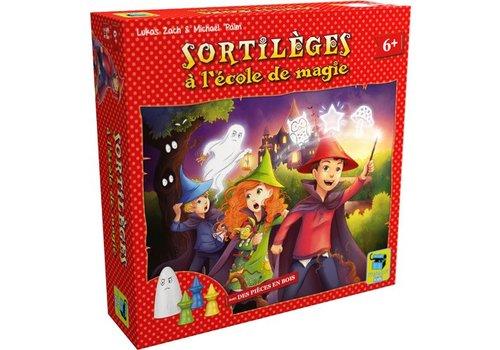 Sortilège à l'école de magie