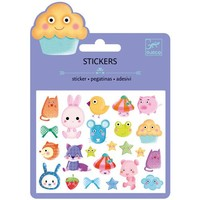 Mini stickers Kawaii