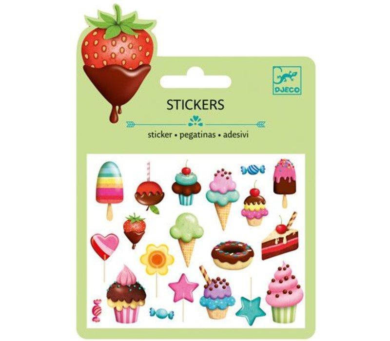 Mini Stickers / Sucrés