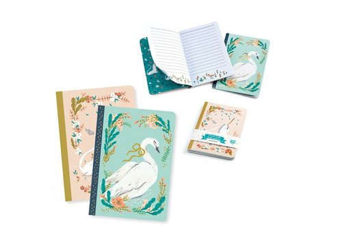 Lovely Paper Petits carnets / Lucille