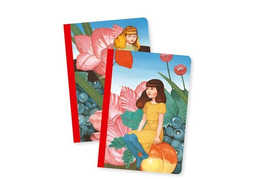 Lovely Paper Petits Carnets / Fedora
