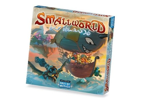 SmallWorld Sky Islands (Extension)