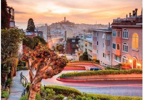Clementoni San Francisco 1000 pcs