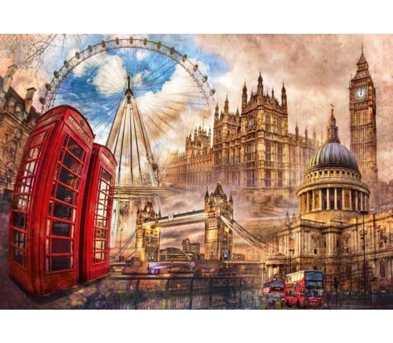 Londres d'autrefois
