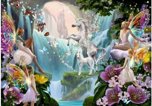 Licornes enchantées