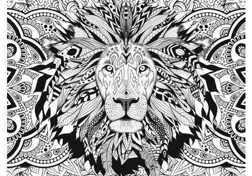 Clementoni Thérapie couleur Lion