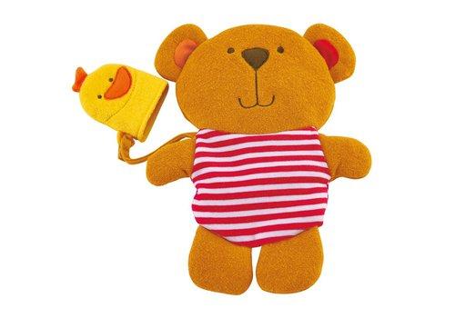 Hape Gant de bain ours et canard