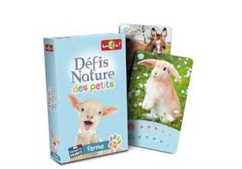 Bioviva Défis Nature des petits / Ferme