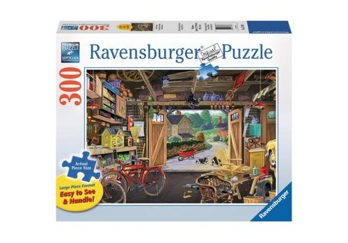 Ravensburger Le garage de grand-papa