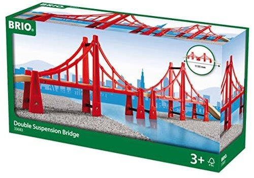 Brio Double pont suspendu