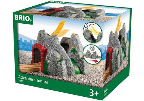 Brio Tunnel d'aventures