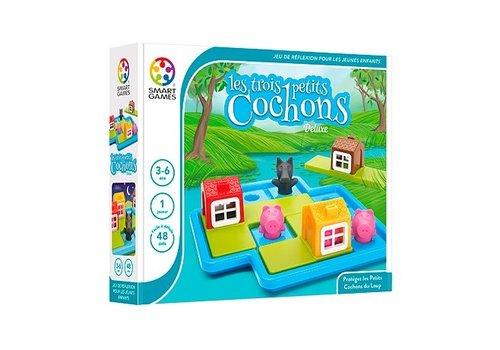Smart Games Les 3 petits cochons Deluxe