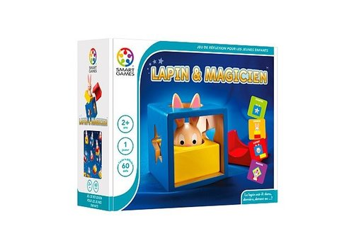 Smart Games Lapin & Magicien