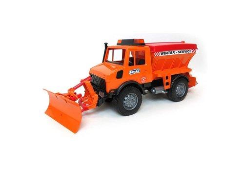 Bruder MB Snow plow