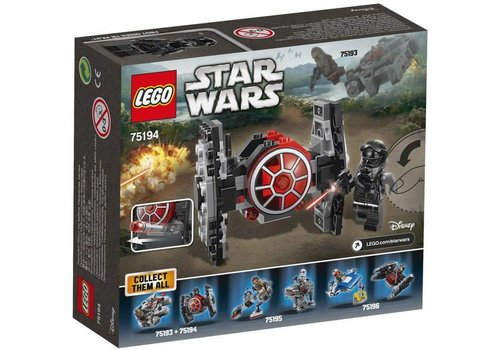 Lego Star Wars Microfighter Chasseur TIE du premier ord