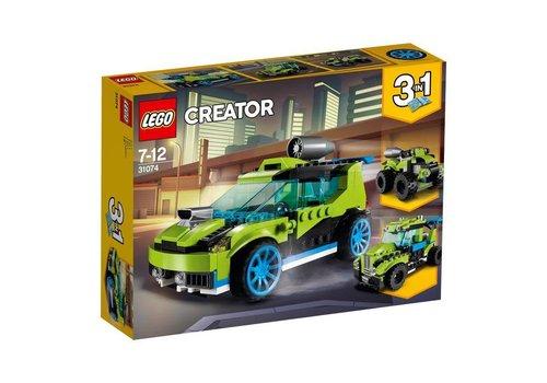 Lego Creator La voiture de Rallye
