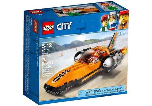 Lego City La voiture de compétition
