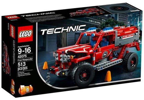 Lego Technic Véhicule de premier secours