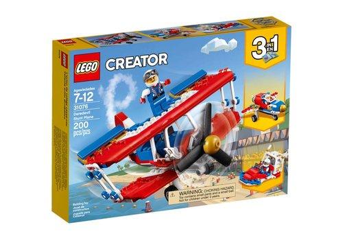 Lego Creator L'avion de voltige à haut risque