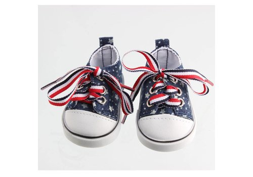 Our generation Chaussures OG - Stars & Stripes Sneaks
