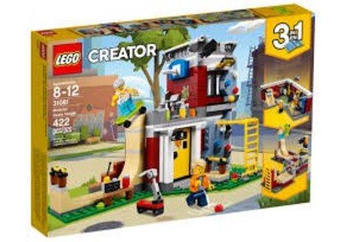 Lego Creator Le skate Park
