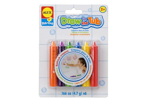 BATH DRAY IN THE TUB CRAYONS