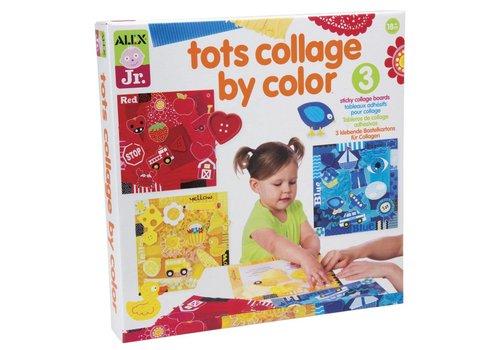 Collage par couleurs