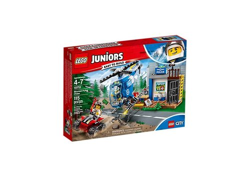 Lego Juniors La course-poursuite à la montagne
