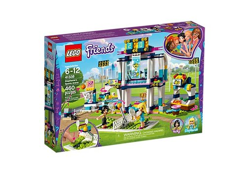 Lego Friends Le club de sport de Stéphanie