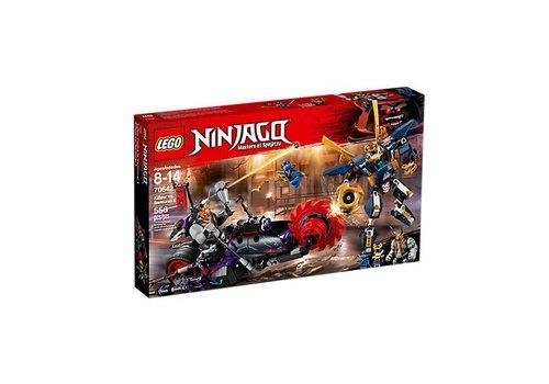 Lego Ninjago Killow contre le Samouraï X