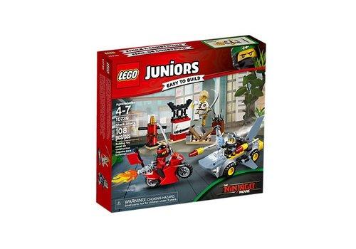 Lego JUNIORS Le fim Ninjago