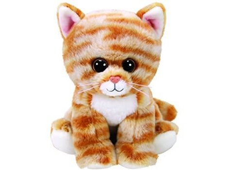 ty Cleo Chat - Tan tabby 8''