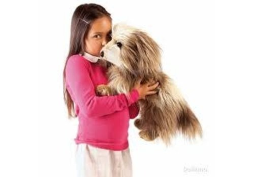 folkmanis Dog shaggy 20''