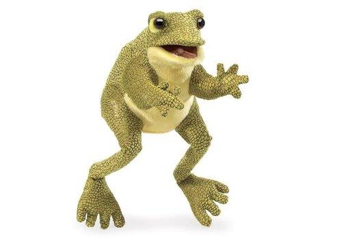 folkmanis Drôle de grenouille 12''