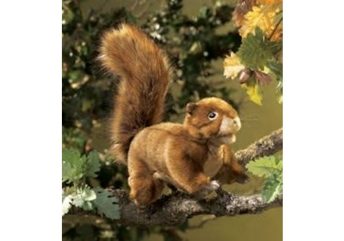 folkmanis Red Squirrel 18''