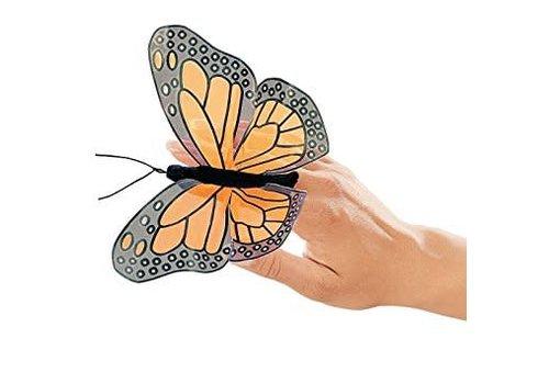folkmanis Mini papillon monarque