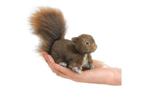 folkmanis Mini Red Squirrel
