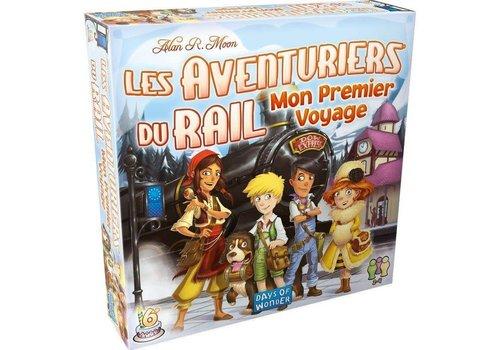 Days of Wonder Les aventuriers du rail Mon premier voyage