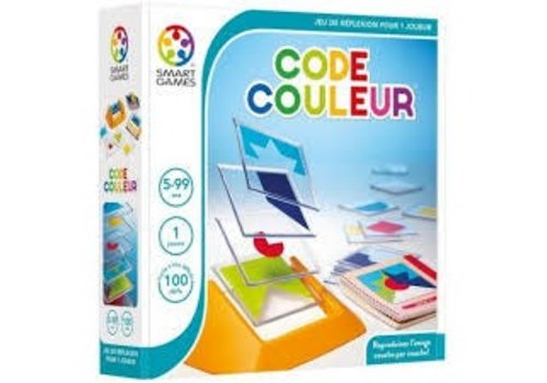Smart Games Code Couleur (français)