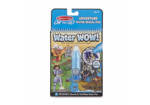 Melissa & Doug Water Wow ! Adventures