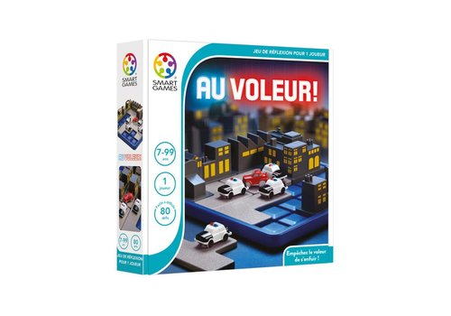 Smart Games Au voleur