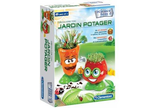 Clementoni Crée ton jardin potager