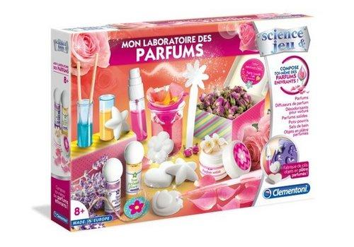 Clementoni Mon laboratoire de parfums