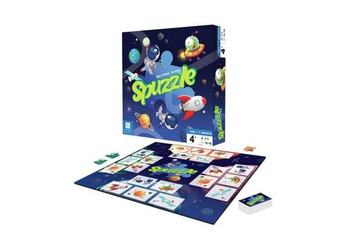 pierre belvedere Spuzzle : in space