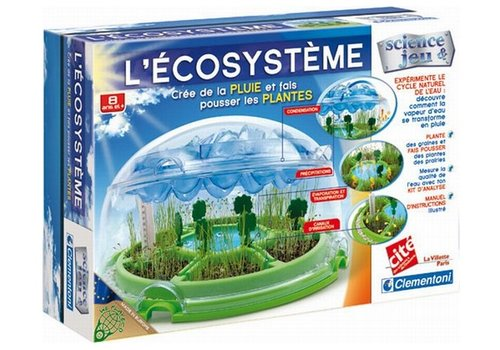 Clementoni Écosystème