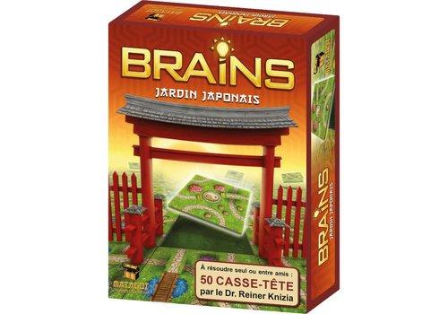 Brains / Jardin Japonais