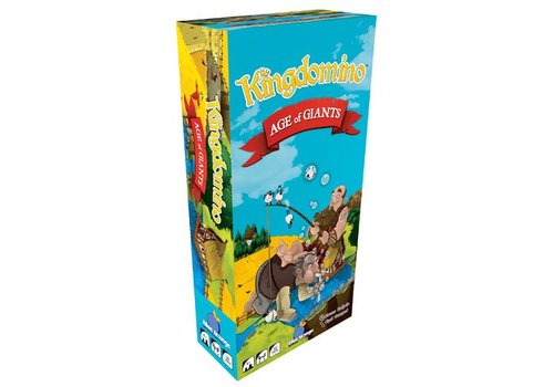 Moonster Games Asia Kingdomino / Age des géants